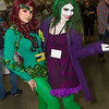 Poison Ivy and Joker