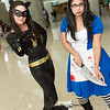 Catwoman and Alice