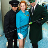 Kato, Lenore Case, and Green Hornet