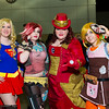 Supergirl, Lilith, Iron Man, and Tiny Tina