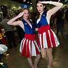 USO Girls
