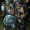 Gladiator and Samurai