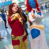 Dark Phoenix and Mystique