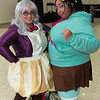 King Candy and Vanellope von Schweetz