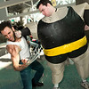 Wolverine and Blob
