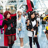 Ruby Rose, Weiss Schnee, Blake Belladonna, and Yang Xiao Long