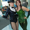 Zatanna and Poison Ivy