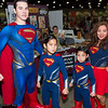 Superman, Superboys, and Supergirl