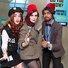 Amy Pond and Doctor Whos