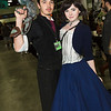 Booker DeWitt and Elizabeth