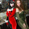 Harley Quinn and Poison Ivy