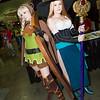Elf and Sorceress