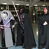 General Grievous, Darth Vader, and Emperor Palpatine