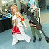 Asuna and Sinon