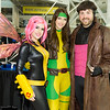 Pixie, Rogue, and Gambit