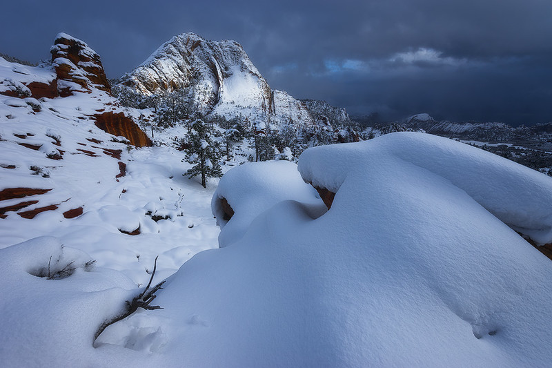 Powder Valley Peak