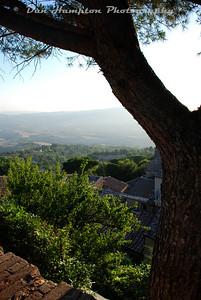 Volterra before sunset