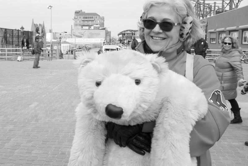 Polar Dip - Coney Island 01/01/2014