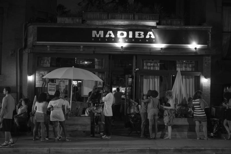 MADIBA - July 2013