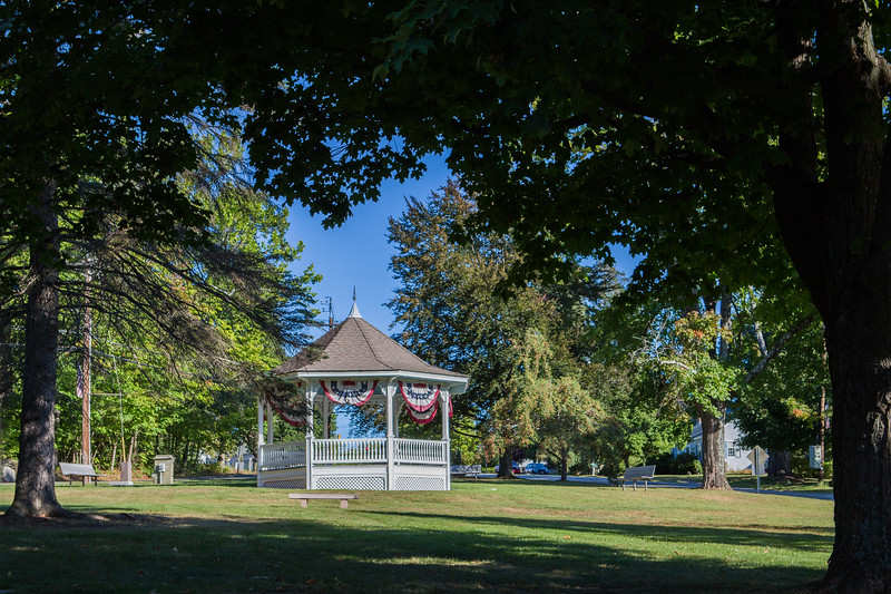Lunenburg bandstand