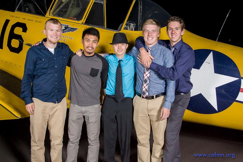 CAF MN Wing 2015 Fall Hangar Dance