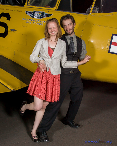 CAF MN Wing 2015 Fall Hangar Dance
