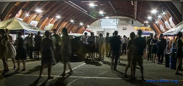 Fall Hangar Dance, Sep 2013; CAF MN Wing