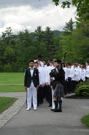 Commencement Entrance
