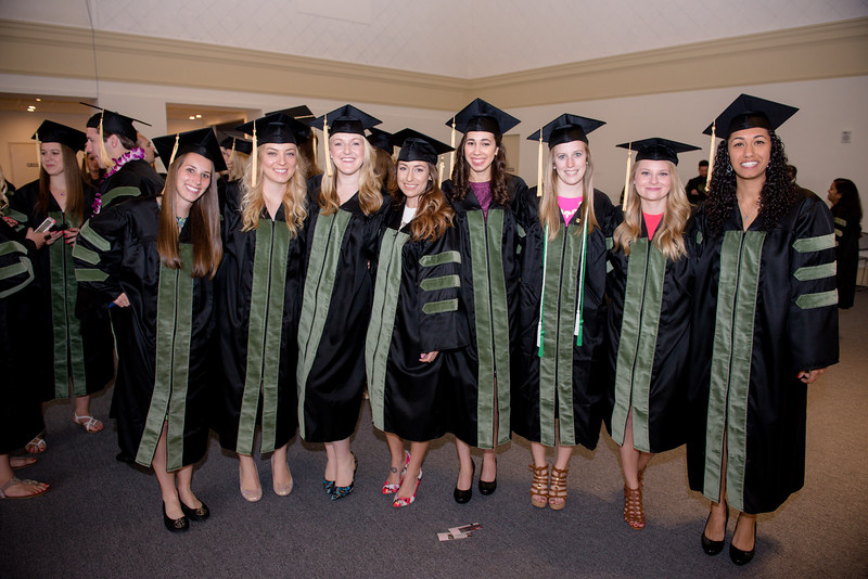 CAHP CPM 2016 Commencement