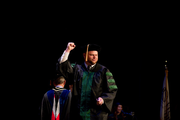 College of Allied Health Professions and College of Podiatric Medicine Commencement