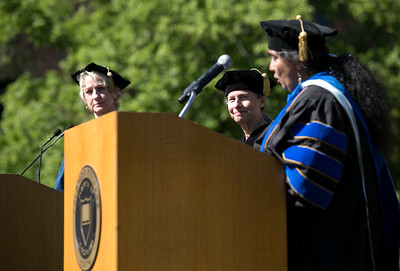 2017 Colorado College Commencement