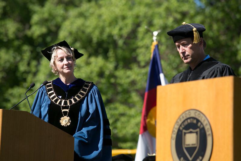 2017 Colorado College Commencement