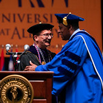 The Doctoral Hooding Ceremony, 2019