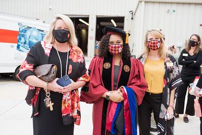 Flagler College Commencement 2020 - COVID PRECAUTIONARY CEREMONY