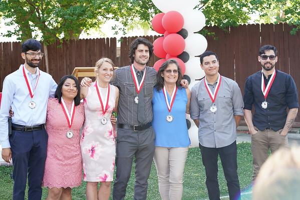 Industrial Automation Baccalaureate graduates
