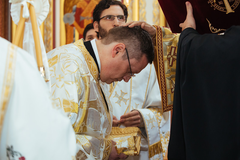 Commencement Liturgy and Ordinations – May 19, 2018