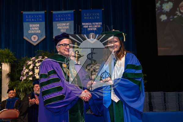 Erie Medical 2017 Diploma