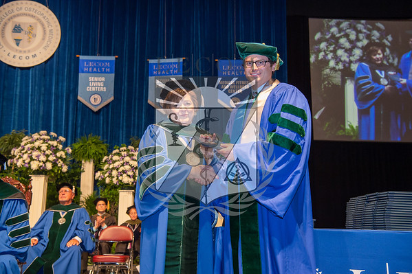 LECOM at Seton Hill 2018 Diploma