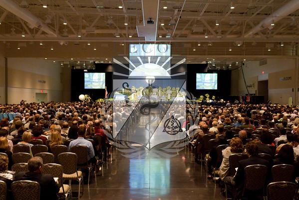 Erie Commencement 2012