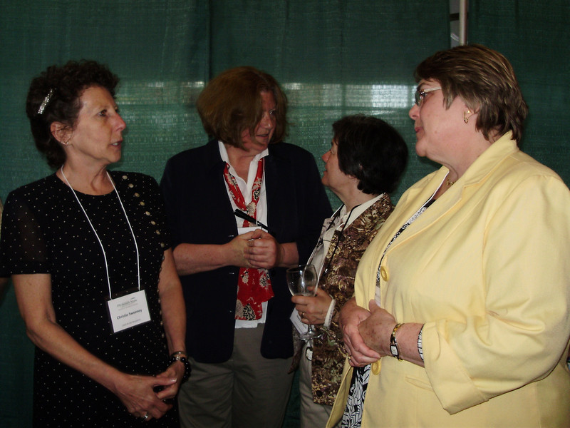2011 CAGS and EdD Reception