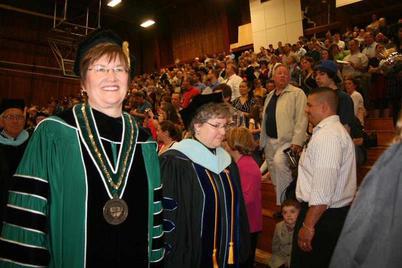 2011 Graduate Commencement Ceremony