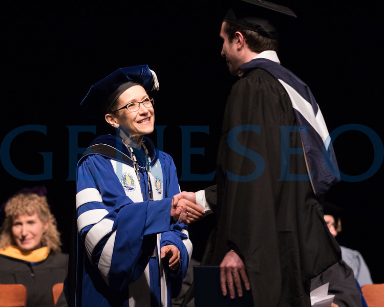 151st Commencement. Graduate Commencement Ceremony President Denise Battles