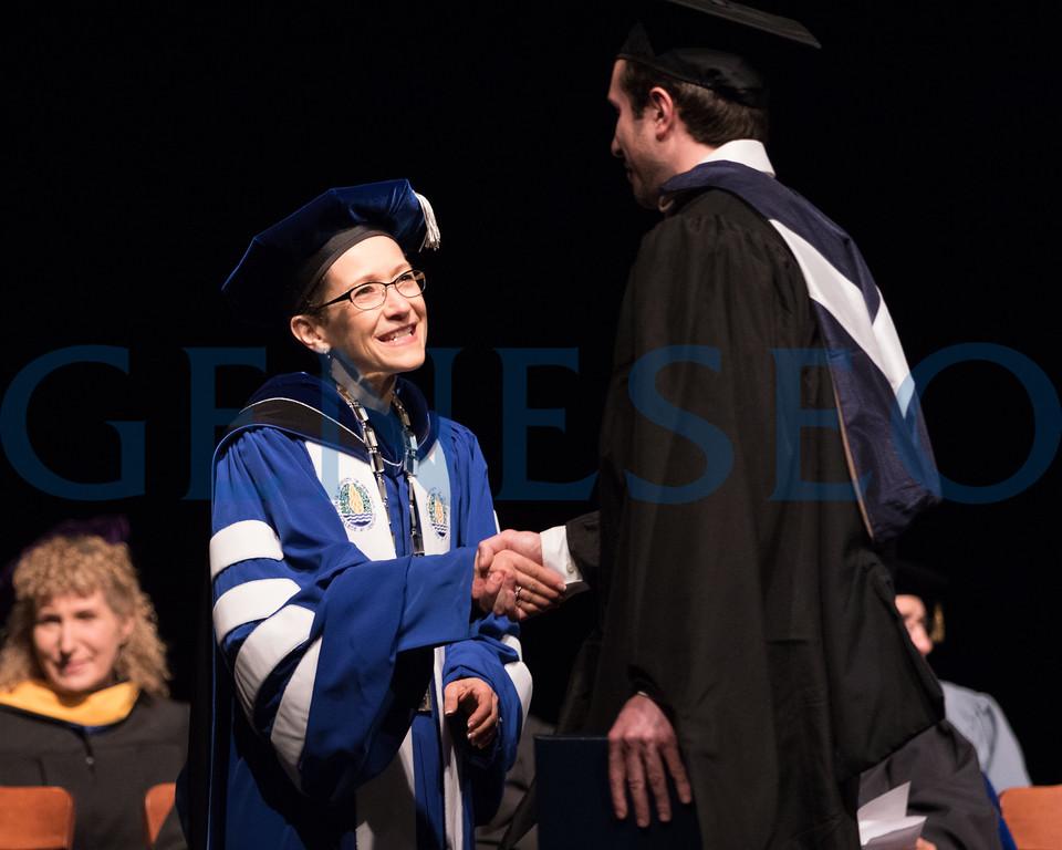 151st Commencement. Graduate Commencement Ceremony President Denise Battles