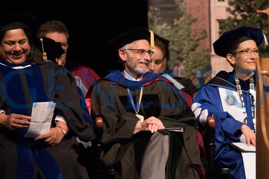 151st Commencement. Graduate Commencement Ceremony Paul Schacht - Interim Provost