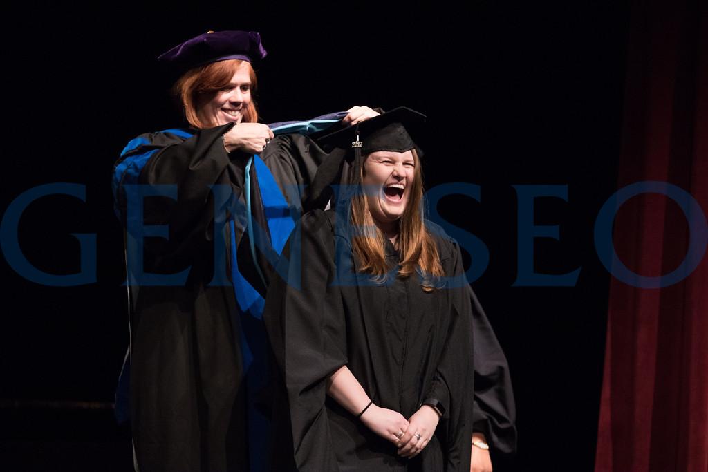 151st Commencement. Graduate Commencement Ceremony, Courtney Owen