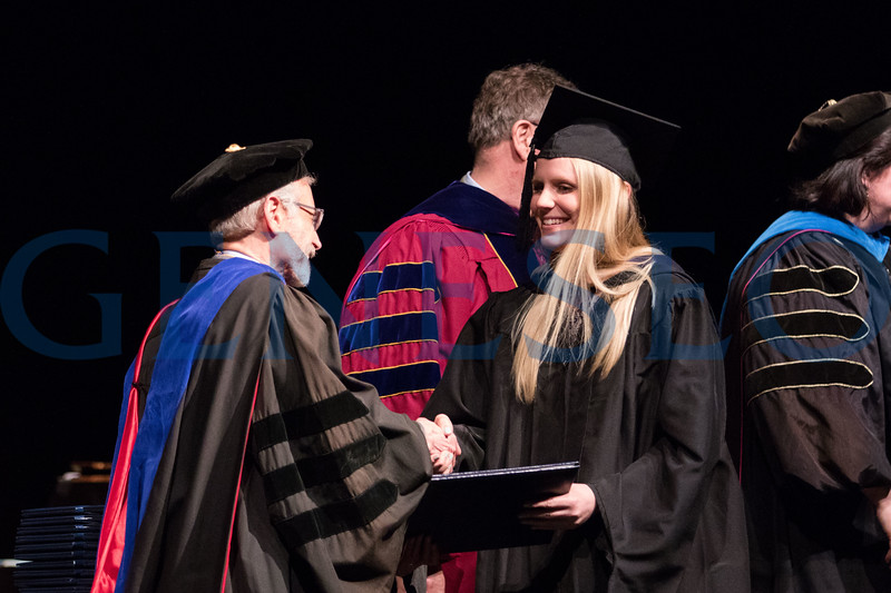 151st Commencement. Graduate Commencement Ceremony