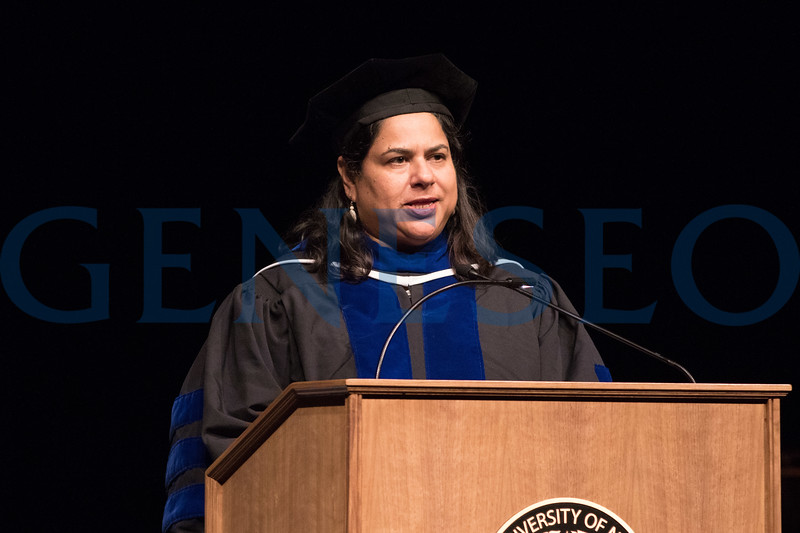 151st Commencement. Graduate Commencement Ceremony Anjoo Sikka, Dean, School of Education