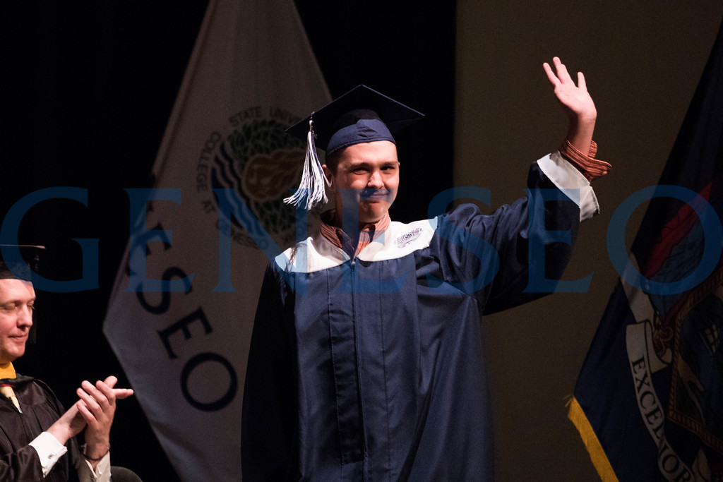 LIVES (L.I.V.E.S.) graduating senior Ian Kane