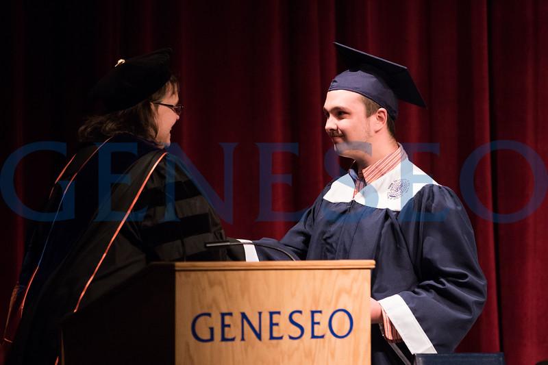 LIVES (L.I.V.E.S.) graduating senior Ian Kane
