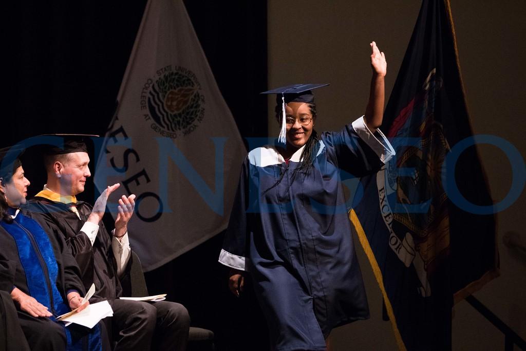 LIVES (L.I.V.E.S.) graduating senior Taylor Nichole Cathey